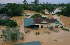 [Photo] Ít nhất 84 người chết do mưa lũ lịch sử ở miền Trung