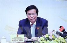 Kỳ họp thứ 10 Quốc hội khóa XIV sẽ diễn ra trong 19 ngày