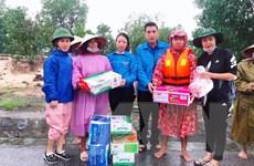 Quảng Bình: Diễn biến lũ lụt phức tạp, khó tiếp cận người dân vùng lũ
