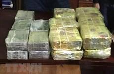 Công an Lào Cai triệt phá thành công chuyên án ma túy liên tỉnh