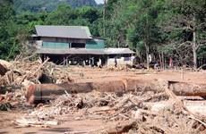 Quảng Trị: Hiện trường xã Hướng Việt sau trận lũ quét kinh hoàng