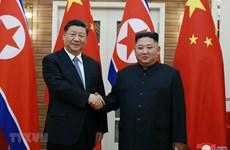 Báo Triều Tiên ca ngợi mối quan hệ hữu nghị Trung Quốc-Triều Tiên