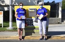 Mỹ: Cạnh tranh 2 đảng về việc mở rộng hạn tính phiếu bầu qua bưu điện