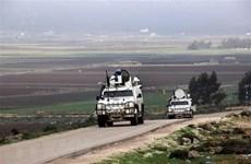Israel và Liban nối lại đàm phán về phân định biên giới