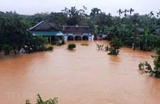 Cộng đồng người Việt Nam tại Malaysia hướng về miền Trung