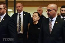 """CFO của Huawei có thêm """"vũ khí"""" chống lại lệnh dẫn độ của Mỹ"""