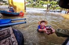 Philippines chuẩn bị ứng phó cơn bão mới sau bão Molave