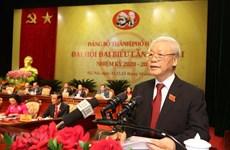 Tất cả Đảng bộ trực thuộc Trung ương tổ chức thành công Đại hội Đảng