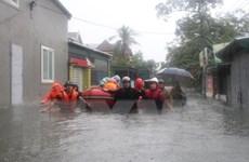 [Photo] Nghệ An khẩn cấp sơ tán người dân đến nơi an toàn