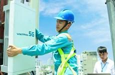 Từ tháng 11, Hà Nội và TP.HCM thử nghiệm mạng 5G thương mại
