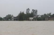 Xác định nhiệm vụ cấp bách và lâu dài ứng phó bão lũ ở miền Trung