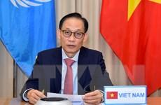 Việt Nam dự Phiên thảo luận trực tuyến Cấp cao Hội đồng Bảo an LHQ