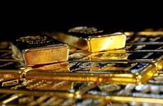 Giá vàng thế giới giảm do ảnh hưởng từ bầu cử Thượng viện Mỹ