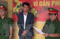 Khởi tố nguyên Trưởng phòng Phòng Tài nguyên Môi trường thành phố Huế