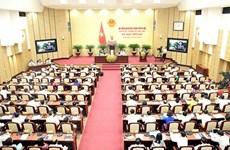 HĐND thành phố Hà Nội xem xét điều chỉnh kế hoạch đầu tư công