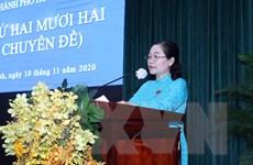Kỳ họp HĐND TP. HCM: Thúc đẩy nhanh quá trình phát triển của thành phố