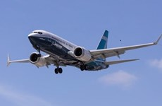 Boeing nâng dự báo nhu cầu máy bay của Trung Quốc trong hai thập niên