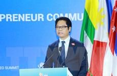 ASEAN 2020: Khai mạc Hội nghị thượng đỉnh kinh doanh Việt Nam 2020
