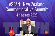 Thúc đẩy quan hệ Đối tác chiến lược ASEAN-New Zealand phát triển mạnh