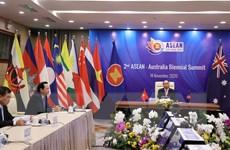 Hợp tác ASEAN-Australia, đóng góp vào Tầm nhìn Cộng đồng ASEAN