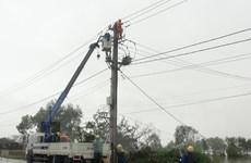 Quảng Bình dự kiến cấp điện trở lại cho toàn bộ khách hàng trong ngày
