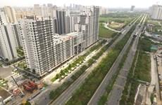Vốn đầu tư nước ngoài vào thị trường bất động sản tăng gấp 4 lần