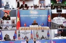 Duy trì đoàn kết, uy tín của ASEAN trong hợp tác quốc phòng đa phương