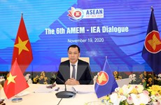 IEA ưu tiên thúc đẩy hợp tác về năng lượng với các nước ASEAN