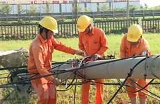 Ngành điện Việt Nam chủ động ứng phó với thiên tai, giảm thiệt hại