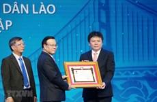 Doanh nghiệp Việt Nam tại Lào vượt khó thời dịch COVID-19
