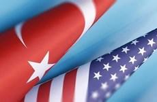 Mối quan hệ khó khăn Mỹ-Thổ Nhĩ Kỳ dưới thời của ông Biden