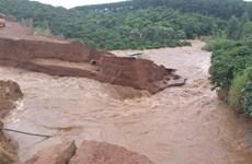 Đề phòng nguy cơ xảy ra lũ quét, sạt lở đất từ Quảng Trị đến Khánh Hòa