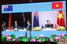 Đối thoại Chính sách Quốc phòng Việt Nam-Australia lần thứ 4