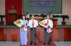 Hậu Giang bầu bổ sung hai Phó Chủ tịch Ủy ban Nhân dân tỉnh