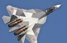 Nga dự kiến có máy bay chiến đấu tối tân Su-57 vào cuối năm nay