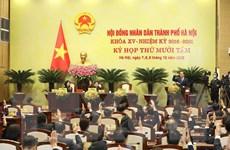 Kỳ họp thứ 18 HĐND Hà Nội: Cử tri kiến nghị nhiều vấn đề bức thiết