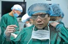 PGS. TS Trần Ngọc Lương được phong tặng danh hiệu Anh hùng Lao động