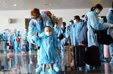 Dịch COVID-19: Đưa hơn 240 công dân Việt Nam từ Malaysia về nước