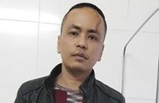 Bắc Ninh: Khởi tố đối tượng hành hung bố, chém công an xã trọng thương