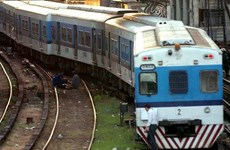 Argentina, Trung Quốc ký gần 4,7 tỷ USD khôi phục hệ thống đường sắt