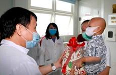 Bệnh viện Trung ương Huế ghép tủy, cứu sống bé 30 tháng tuổi