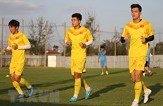 Mở bán vé trận giao hữu giữa Đội tuyển quốc gia với Đội U22 Việt Nam