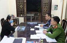Nam Định: Bắt giữ đối tượng bị truy nã về tội tham ô tài sản