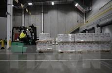 Ngành vận tải và logistics sẵn sàng vận chuyển vắcxin phòng COVID-19