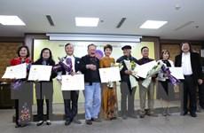 50 tác phẩm được trao Giải Văn học nghệ thuật các dân tộc thiểu số