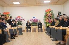 Phó Thủ tướng chúc mừng Tòa Giám mục Đà Lạt và Hội thánh Tin Lành