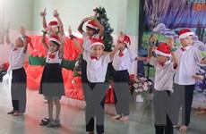 Đồng Nai: Giáng sinh ấm áp với trẻ mồ côi ở Giáo xứ Hà Nội