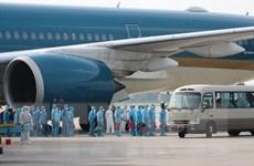 Dịch COVID-19: Đưa hơn 340 công dân Việt Nam từ Nga về nước an toàn