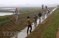 Cơ bản đáp ứng nhu cầu nước cho sản xuất vụ Đông Xuân trên cả nước