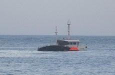 Đã tìm thấy thi thể thuyền trưởng tàu cá gặp nạn ở vùng biển Cam Ranh